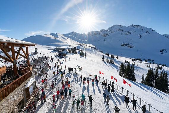 Ski in Whistler - Canada