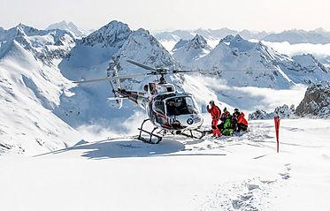 Skier à Lech - Autriche