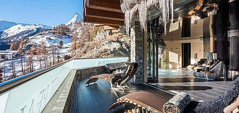 Ski in Zermatt - Switzerland