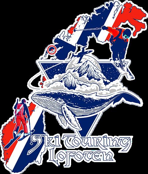 PowderWeGo-Ski touring trip to Lofoten i