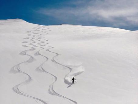 Quality Chart ski guiding.