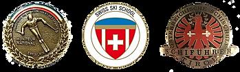 moniteur de ski-Val-d'Isère