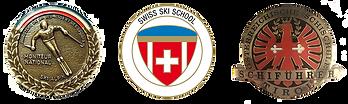 Licensed ski guide