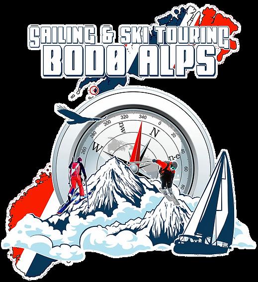 voyage de voile et de ski en Norvège à Bodø-Alp