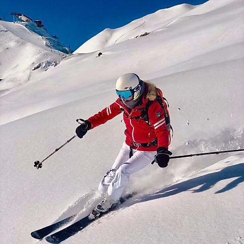 ski de fond -Val-d'Isère-PowderWeGo
