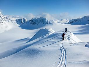 ski-in-Lofoten