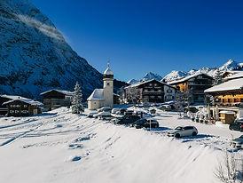 Ski in Lech - Austria