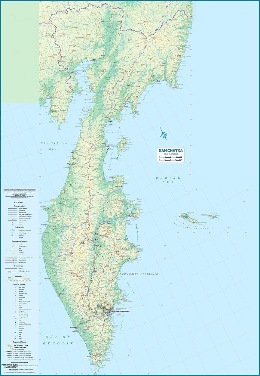 Kamchatka-land-&-ski-map