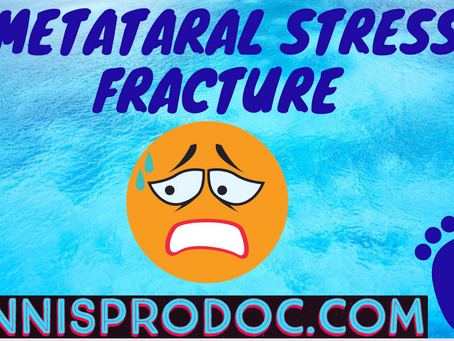 Metatarsal Stress Fracture