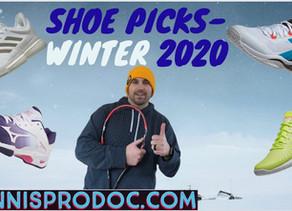 Shoe Picks - Winter 2020 (Scroll down for video)