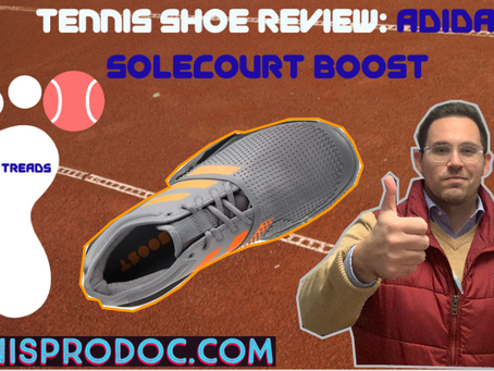 Shoe Review: adidas SoleCourt Boost