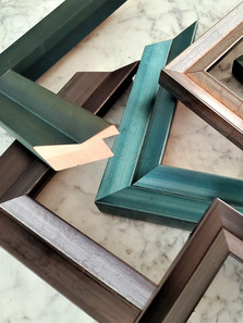 Our Mid-Century designer moulding collection.