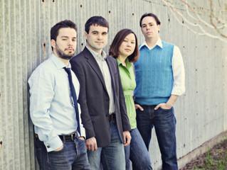 An Interview with the h2 quartet