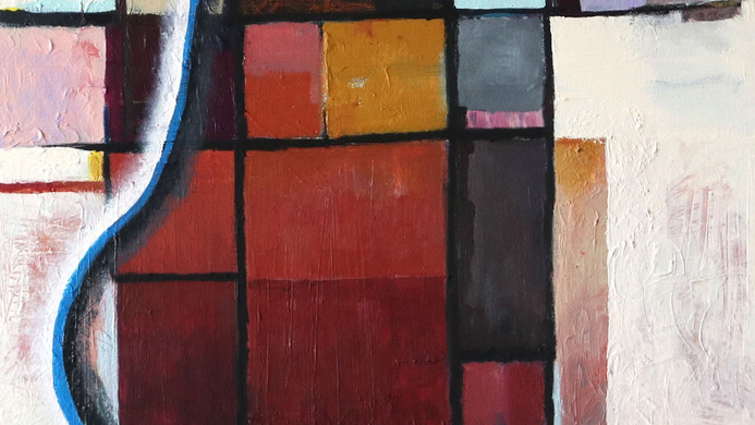 Composition 01, Abstract art  201