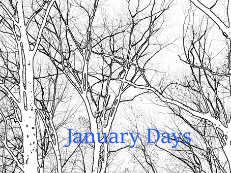 Behind January Days