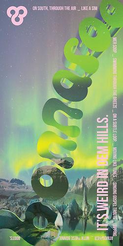CREDS: copywriting by Jen Thrasher, art direction by: Matt Fenster
