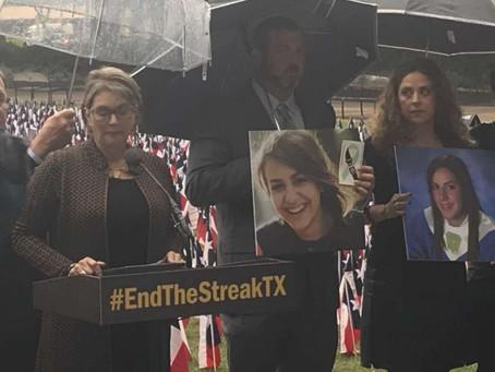#EndtheStreakTX & the Realities of Texas Roads