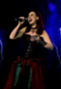 Chantal - Symphonic metal singer
