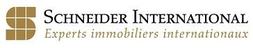 Logo de Schneider International, société d'expertise immobilière spécialisée en bail commercial