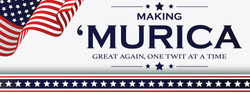 Making America Great Bumper Sticker