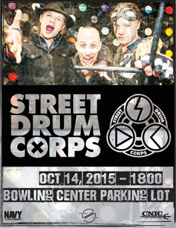 Street Drum Corps Campaign