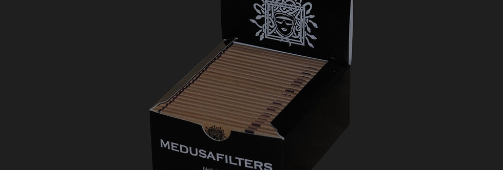 Medusafilters Blättchen 50 Pack Natural Papers