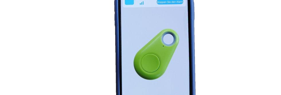 Schlüsselfinder BT mit App und Alarmfunktion