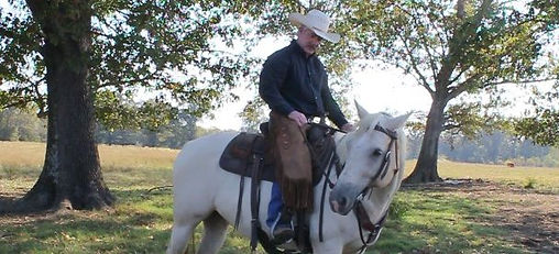 Be patient and clear minded when doing horsemanship fundamentals. 3L Horsemanship-Larry French/Arkansas