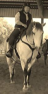 Focus equals Feel. Feel like a leader.3L Horsemanship Clinics Larry French/Moro,Arkansas