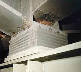 Dymat Molded Steel Reinforced Bearings