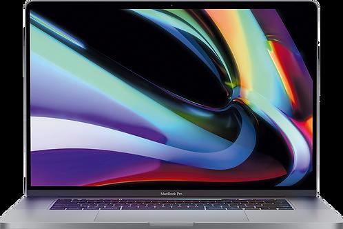 Macbook Pro 16 pulgadas silver