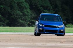 944 Autocross Sept 2014_Sweet Golf R