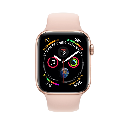 Apple Watch Series 5 rosegold