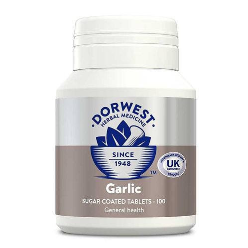 Garlic Tablets