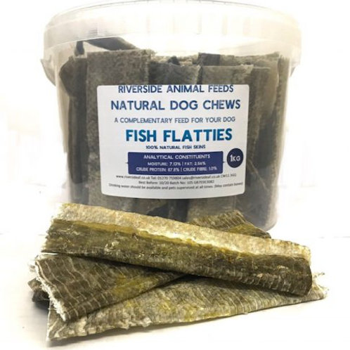 Fish Flatties 100g