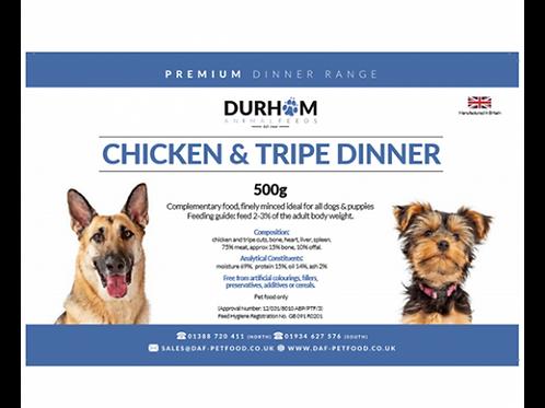 Chicken & Tripe Dinner