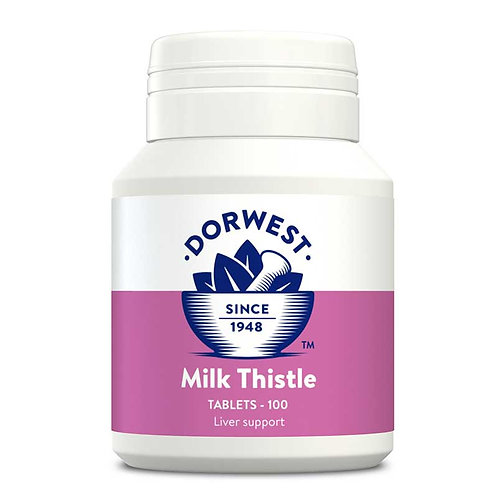 Milk Thistle Tablets