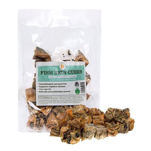 Dried Fish Cubes