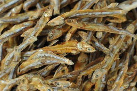 Dried Sprats