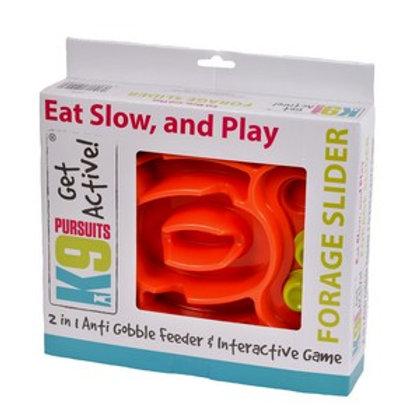 K9 Pursuits Forage-Slider Orange Dog Game
