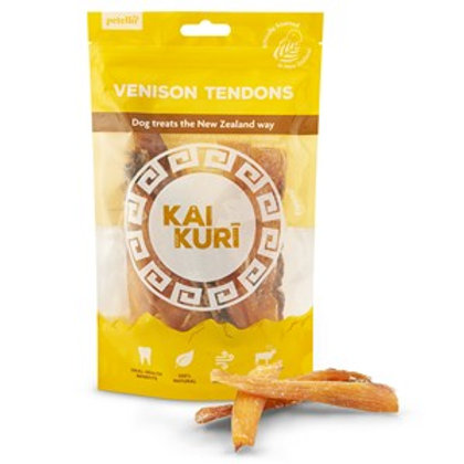Kai Kuri Air-Dried Venison Tendons Dog Treat 120g