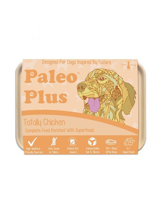 Paleo Plus Totally Chicken