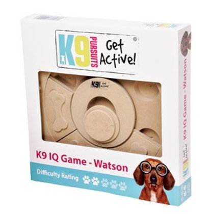 K9 Pursuits Interactive IQ Game Watson