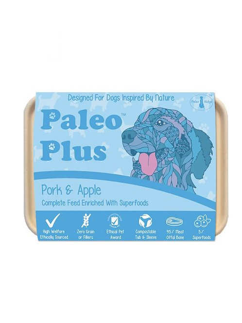 Paleo Plus Pork and Apple