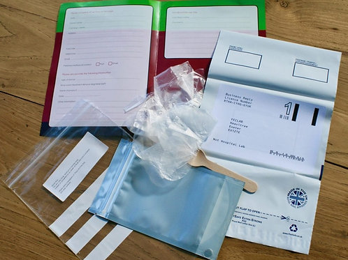 Worm count Kits ( standard, Lung or combined kit.)