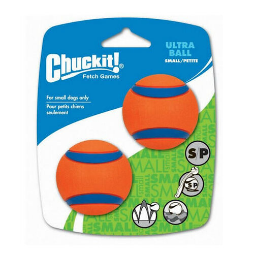 Chuckit Ultra Balls 2 Pack Small