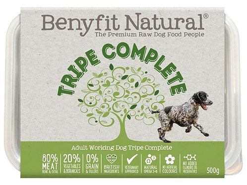 Benyfit Natural, Tripe Complete
