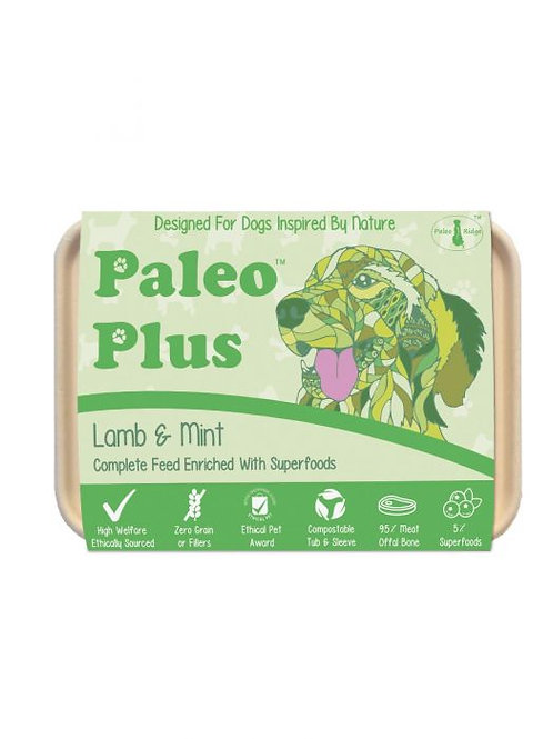 Paleo Plus Lamb & Mint