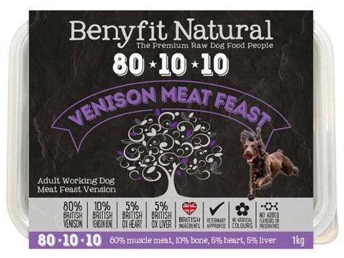 Venison Meat Feast 80*10*10