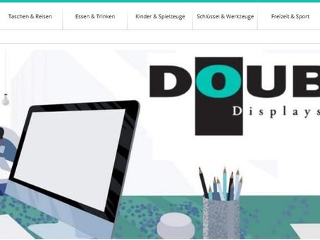 neue Website exklusiv für Werbeartikel online